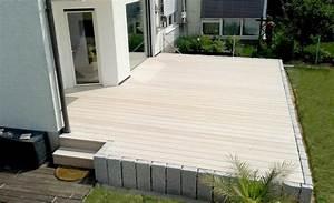 Terrassen Sichtschutz Aus Holz : terrassen aus holz gamelog wohndesign ~ Sanjose-hotels-ca.com Haus und Dekorationen