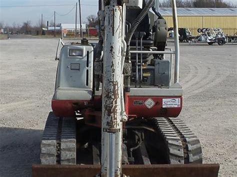 takeuchi tb lot dd   aggregate  construction equipment auction