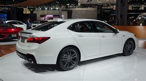 2020 Acura Tlx A Spec by 2018 Acura Tlx Preview