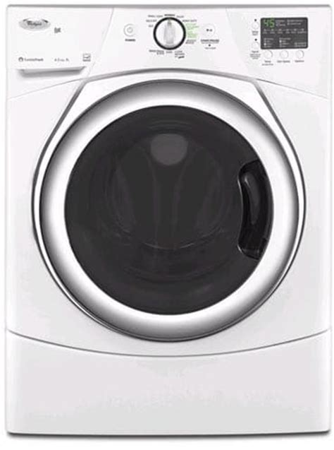 Whirlpool Wfwww Inch Front Load Washer With