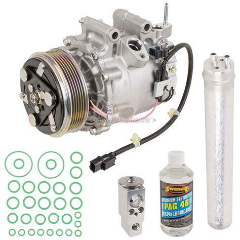 honda civic ac compressor  components kit