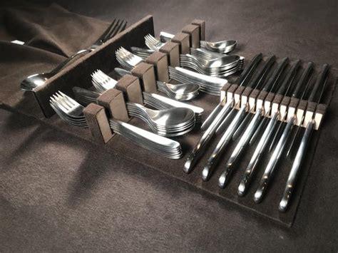 drawer flatware inserts standard kitchen silverware insert felt lined information place