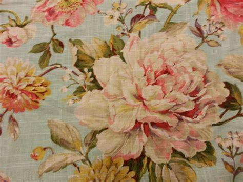 shabby chic linen fabric english garden shabby chic style french country linen