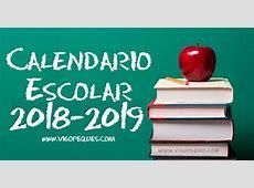 Calendario Escolar Galicia 201819 Vigopeques