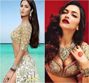 Katrina Kaif defeats Deepika Padukone yet again! Pictures ...