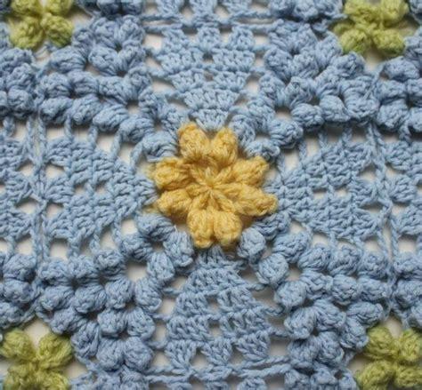 crochet vintage weddingring motif pattern diagram