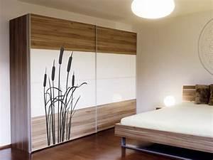 Folie Zum Möbel Bekleben : schrank mit wandtattoo bekleben tolle ideen und tipps ~ Bigdaddyawards.com Haus und Dekorationen