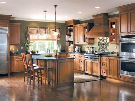 achieve  elegant tuscan style   kitchen