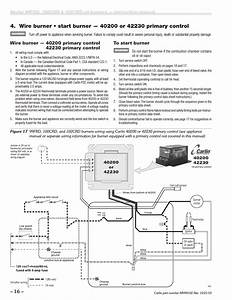 Maxon Burner Control Wire Diagram