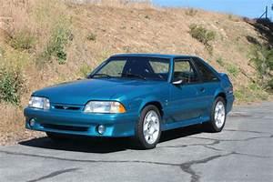 1993 Ford Mustang SVT Cobra #191 of 4993 - Teal / Black for sale - Ford Mustang Cobra 1993 for ...