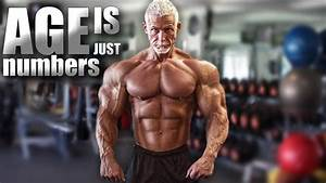 Age Is Just Number   L Oldest Bodybuilder Ever L It Is Never Too Late