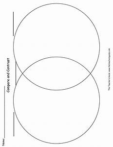 Free Printable Compare And Contrast Graphic Organizer