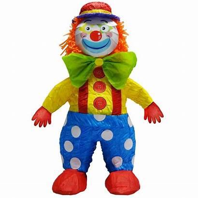 Pinata Clown Partybell Circus Supplies