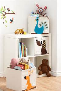 Aufbewahrung Kinderzimmer Ikea : aufbewahrung im kinderzimmer mit spielzeugbox pfau 33 x ~ Michelbontemps.com Haus und Dekorationen