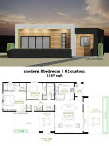 contemporary plan modern 2 bedroom house plan 61custom contemporary modern house plans