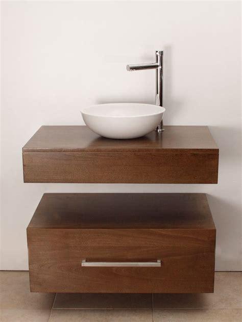 comprar muebles de bano mueble de baño aereo con bacha de apoyo ideal para un