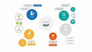 Free mind map powerpoint template ppt presentation theme for Mind map template powerpoint free download