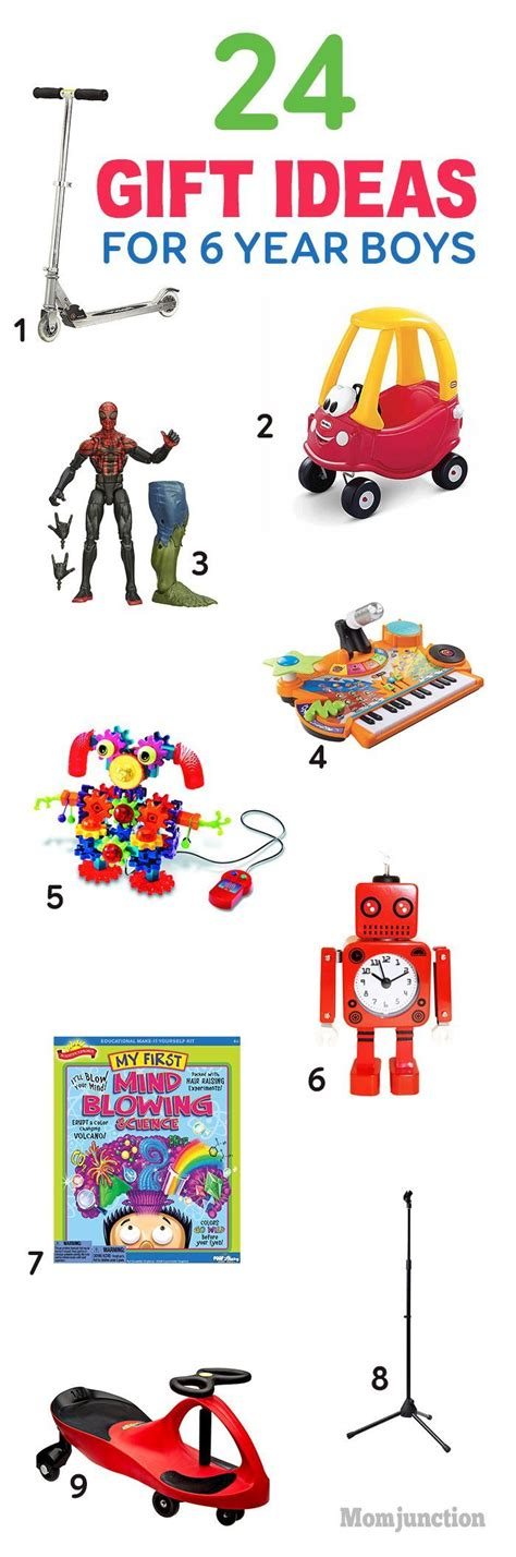 top 28 best christmas gifts for a 6 year boy best