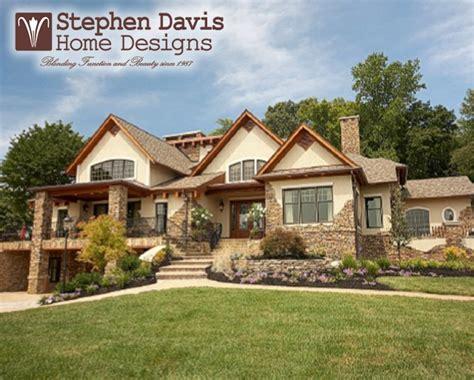 Home Design Knoxville Tn : Custom Lake House Plans By Stephen Davis Home Designs