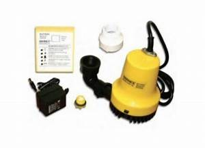Barnes Bus Series Battery Backup Sump Pump System