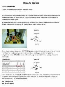 Comp  Sa-akx38 Panasonic No Prende