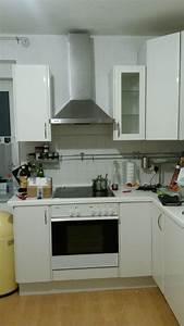 Küche L Form Hochglanz : k che wei hochglanz l form in m nchen k chenzeilen anbauk chen kaufen und verkaufen ber ~ Bigdaddyawards.com Haus und Dekorationen