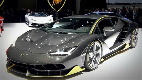 2017 Lamborghini Centenario Roadster Review And Price