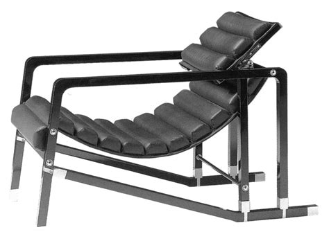 Transat Chair Eileen Gray by Malik Gallery Collection Eileen Gray Transat