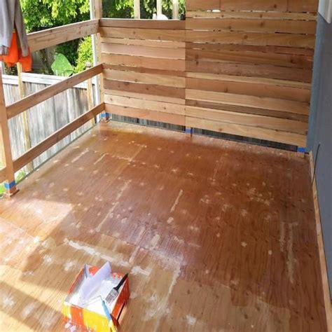 Tan Deck Paint