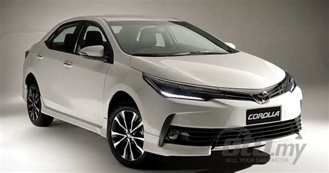 Toyota Corolla Altis 2019 by 2019 New Toyota Corolla Altis 1 8 G 210687 Oto My