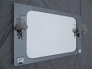 Badspiegel Mit Steckdose : spiegel beleuchtet mit dimmer und steckdose auf rahmen 130 x 78 cm in postbauer heng bad ~ Indierocktalk.com Haus und Dekorationen