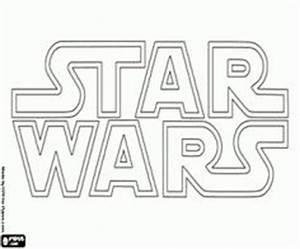 Star Wars Schriftzug : ausmalbild star wars star wars ausmalbilder ~ A.2002-acura-tl-radio.info Haus und Dekorationen