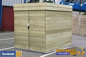 Abri Moto Bois : abri moto bois maison en bois jardin djunails ~ Melissatoandfro.com Idées de Décoration