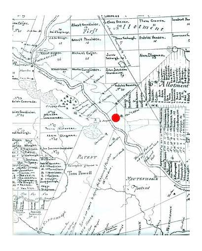 Map History Kinderhook Collier 1914 Edward Table