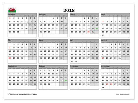 calendar wales michel zbinden en