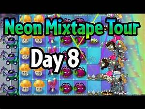 Plants vs Zombies 2 Neon Mixtape Tour Day 13 Last Stand