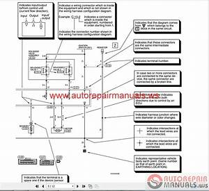 Mitsubishi Outlander May 2003 Wiring Diagrams