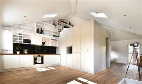 Beautiful Loft Design A Solution To Space Shortage beautiful loft design a solution to space shortage