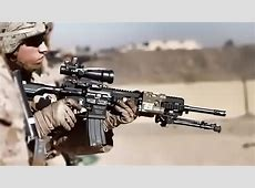 Marines Hone Marksmanship With M4 Carbine & M16A4 YouTube