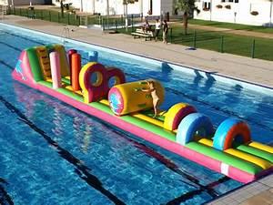 Jeux Gonflable Pour Piscine : parcours piscine jeux aquatiques tikaloc location de ~ Dailycaller-alerts.com Idées de Décoration