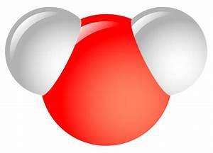 File:Water molecule 2.svg - Wikimedia Commons