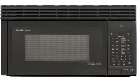 Sharp Over The Range Convection Microwave Oven   R 1875