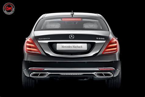 Maybach Interni - lusso e sfarzo per la mercedes maybach s650 pullman