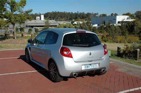 2009 Renault Clio Sport Tourer Image Fabela News