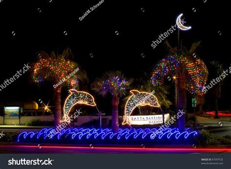 dolphin christmas light decorations light  entrance