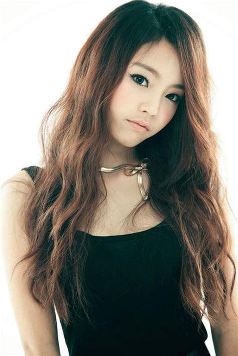 long korean hairstyles korean long haircut 2013 hairstyles