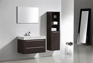 Meuble salle de bain bliss 90 collection meuble design for Meuble de douche