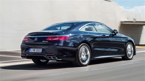 Mercedes-amg S65 Coupe (2017) Review
