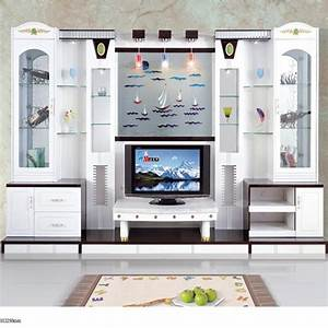 Living room glass cabinet living room for Modern cabinets for living room