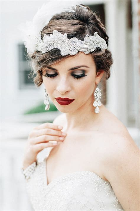 Vintage Makeup Idea For Brides Styles Weekly